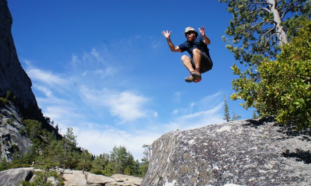 The Secret to Leaping Without Fear